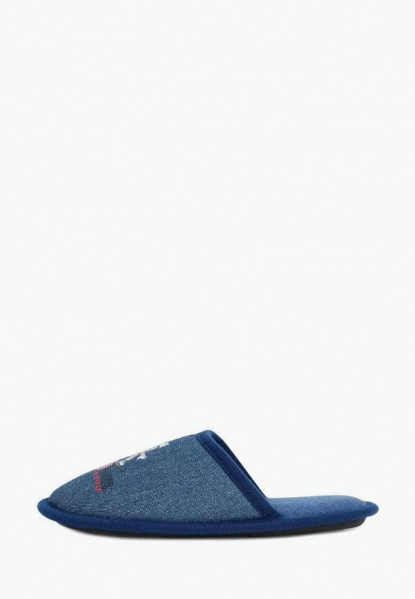 тапочки t.taccardi для мальчика, синие