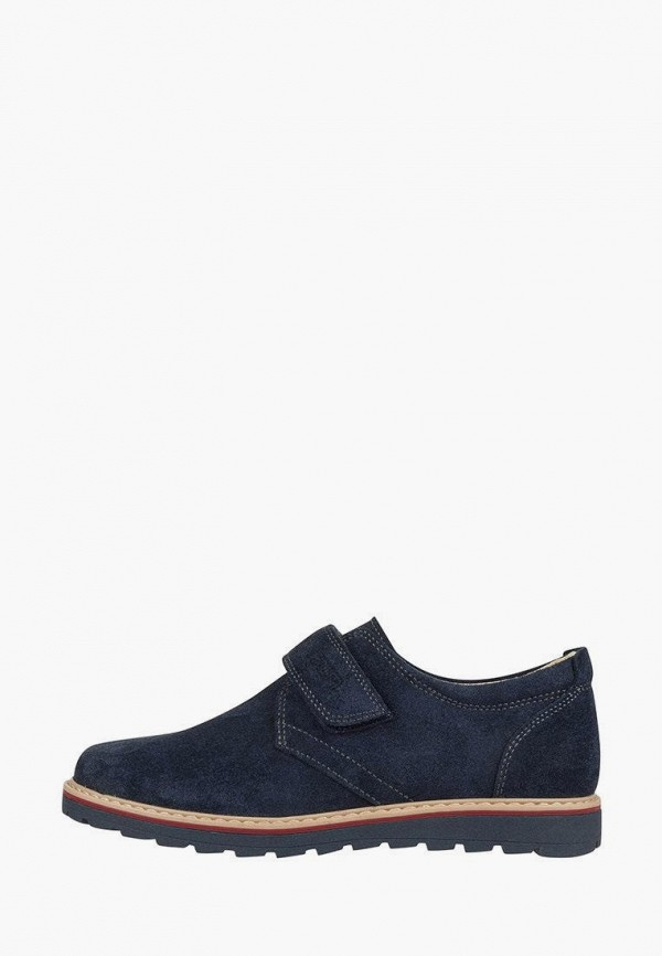 туфли mursu для мальчика, синие