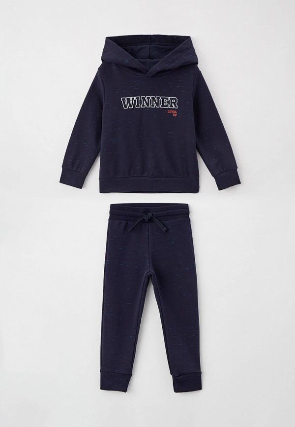 спортивный костюм mark formelle для мальчика, синий