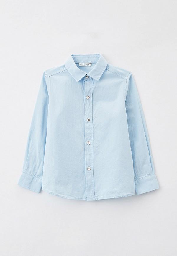 рубашка defacto для мальчика, голубая