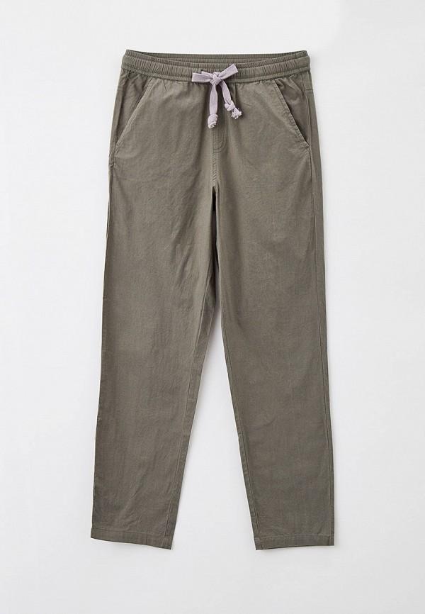 брюки baon для мальчика, хаки