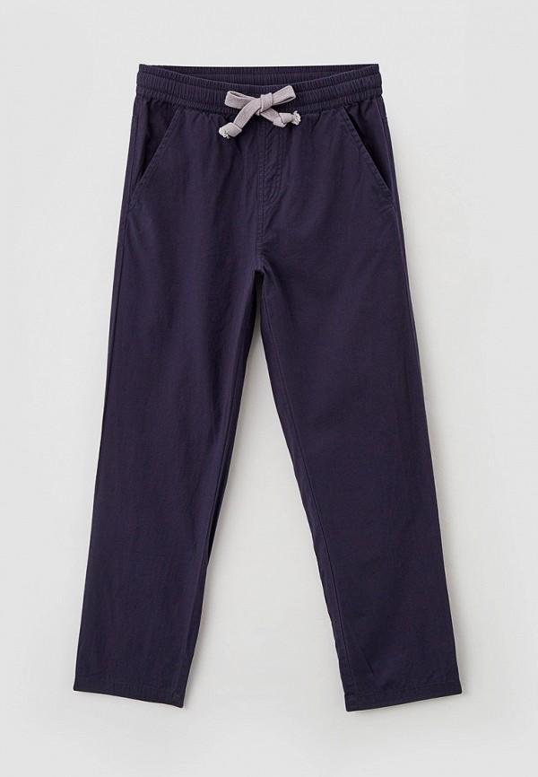 брюки baon для мальчика, синие