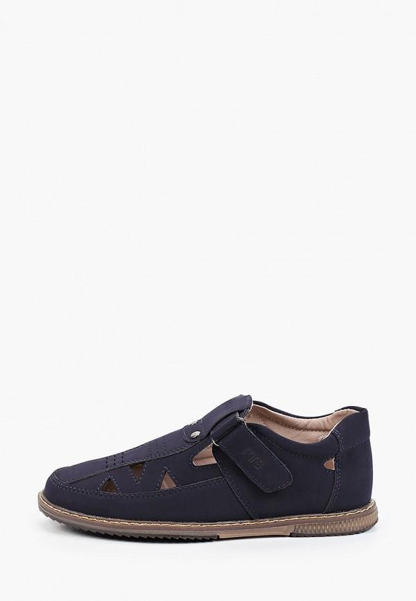 туфли mursu для мальчика, черные