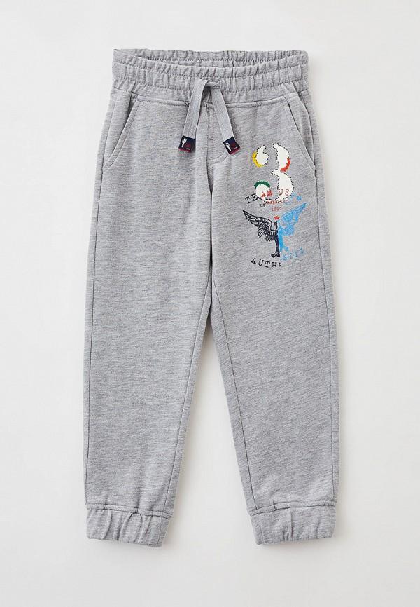 спортивные брюки u.s. polo assn для мальчика, серые