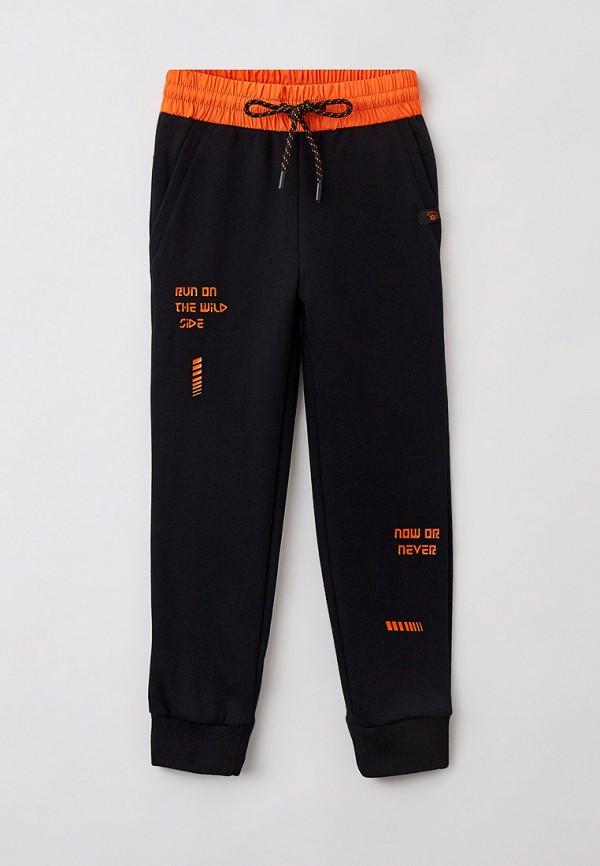 спортивные брюки playtoday для мальчика, черные