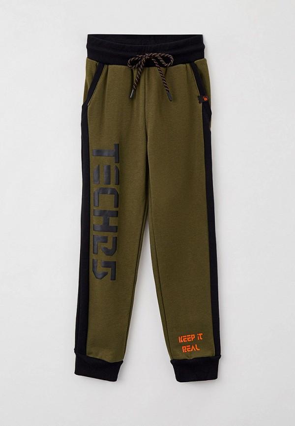 спортивные брюки playtoday для мальчика, хаки