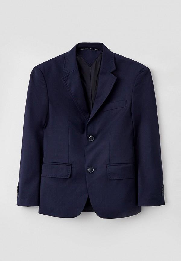 пиджак junior republic для мальчика, синий