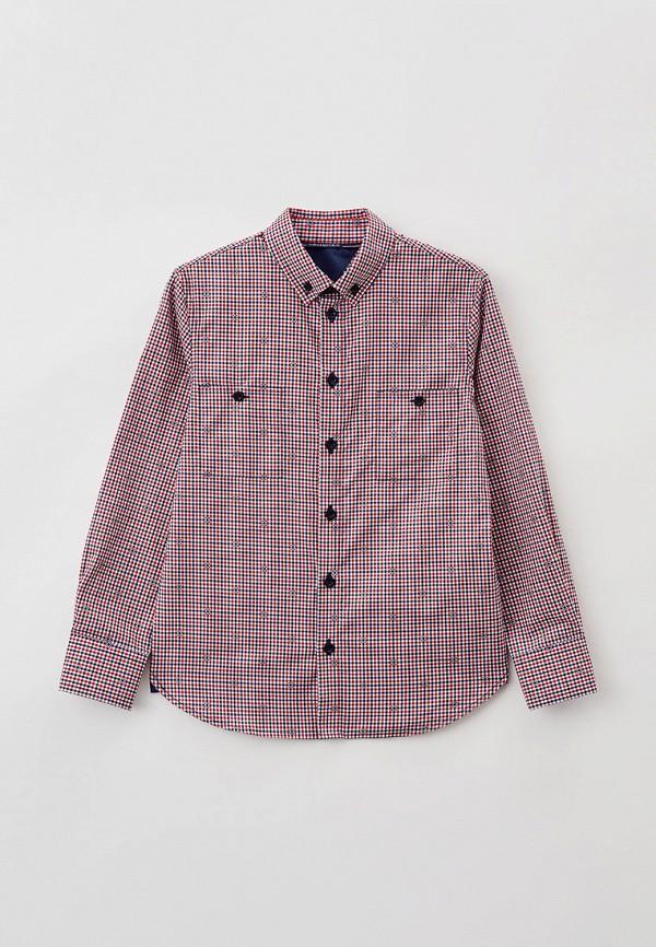 рубашка junior republic для мальчика, разноцветная
