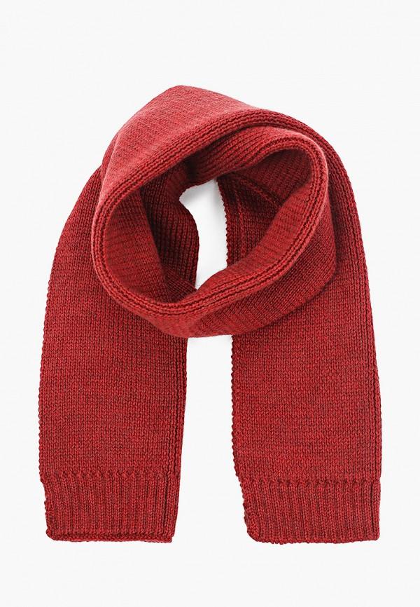 шарф choupette для мальчика, бордовый