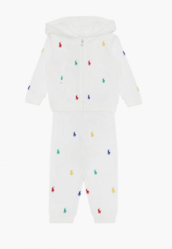 костюм polo ralph lauren для мальчика, белый