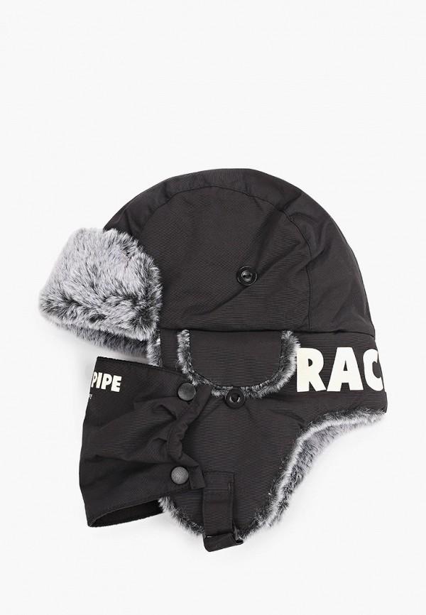 шапка playtoday для мальчика, черная