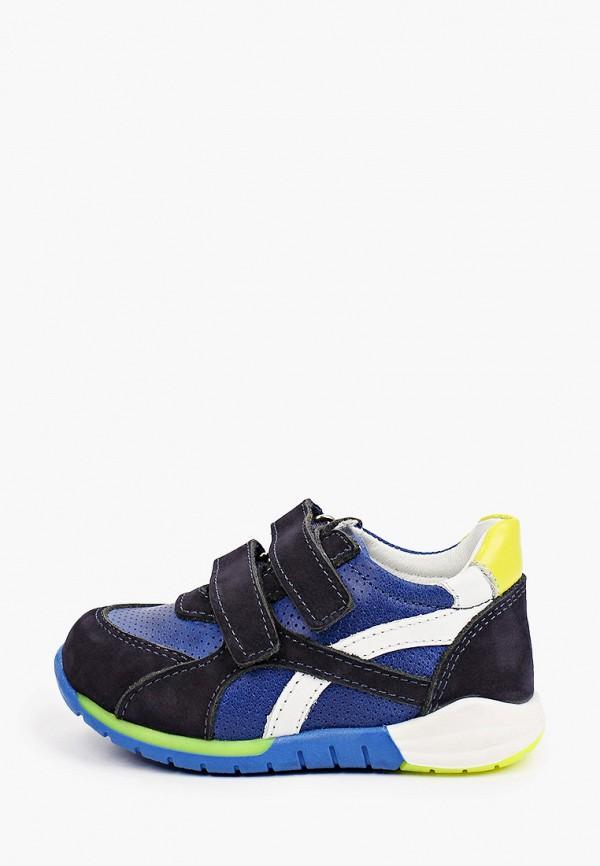 кроссовки ташики anatomic comfort для мальчика, синие