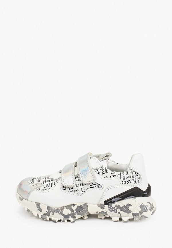 кроссовки ташики anatomic comfort для мальчика, белые