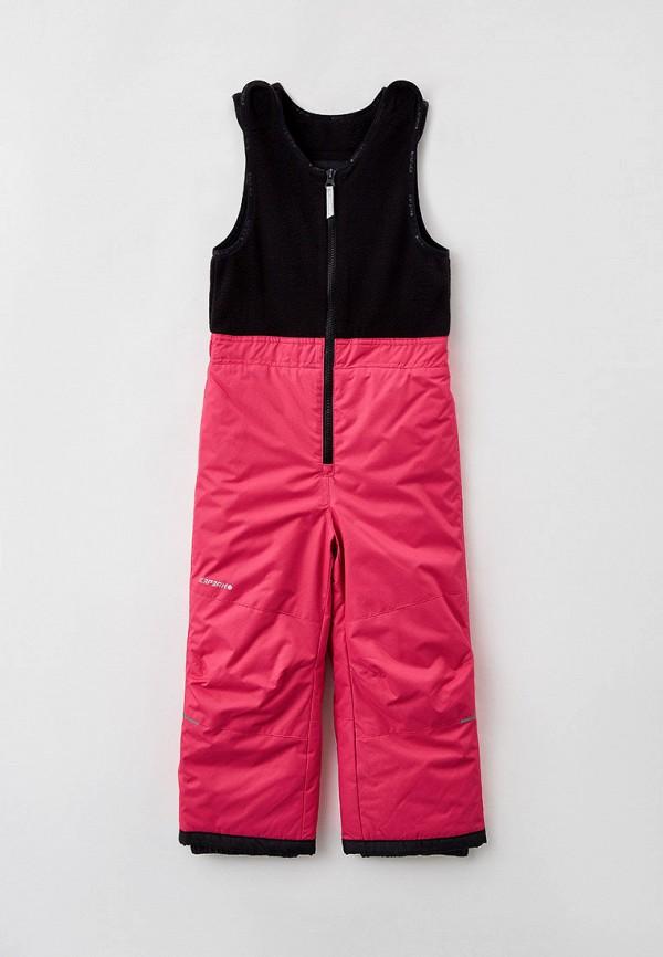комбинезон с брюками icepeak для мальчика, розовый