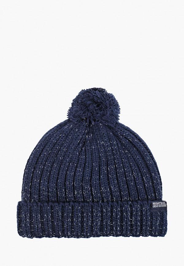 шапка regatta для мальчика, синяя