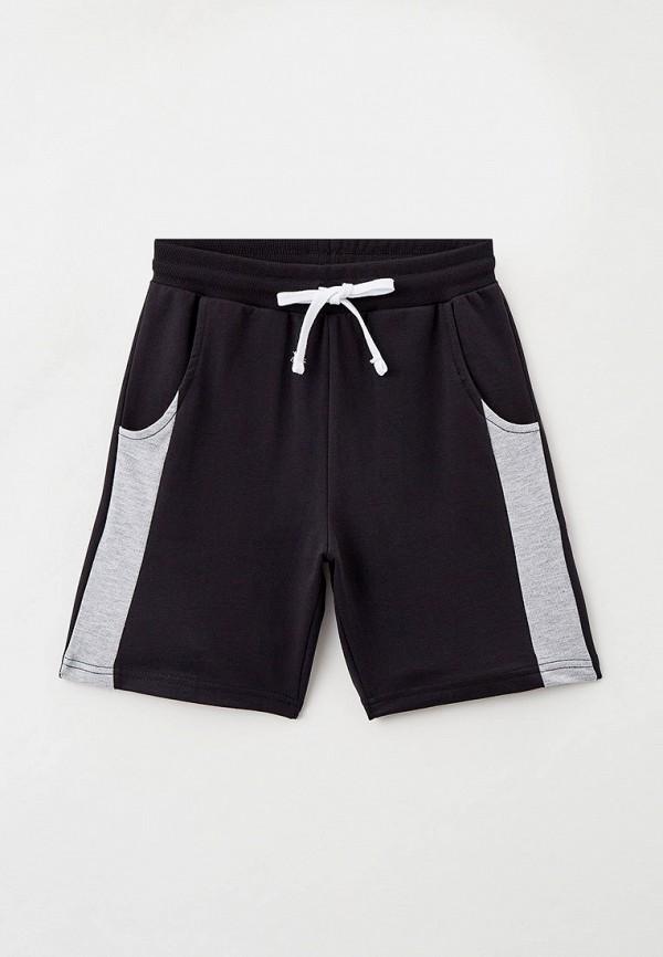 шорты roxyfoxy для мальчика, черные
