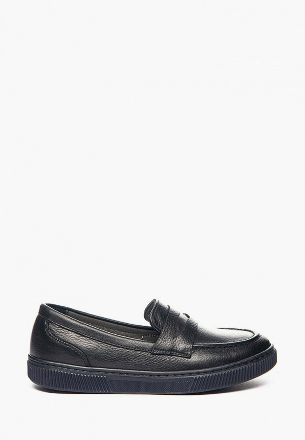 туфли theo leo для мальчика, черные