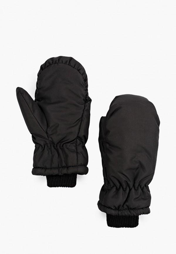 варежки baon для мальчика, черные