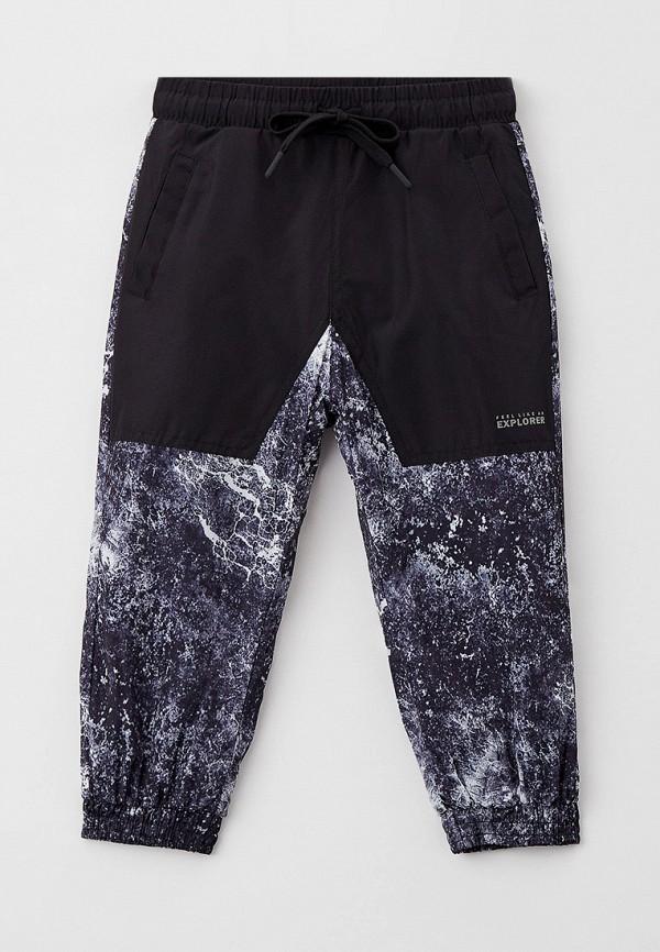 утепленные брюки sela для мальчика, черные