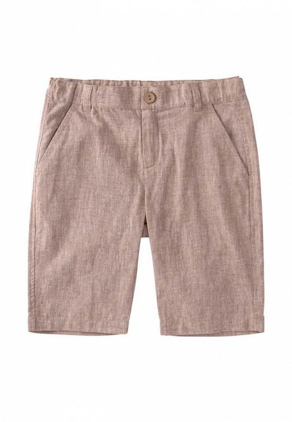 шорты бемби для мальчика, коричневые