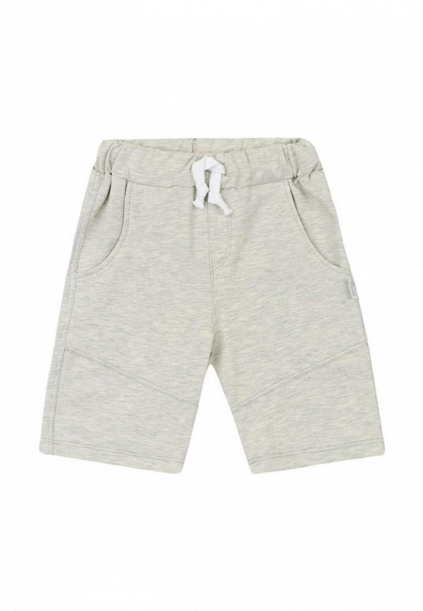шорты бемби для мальчика, серые