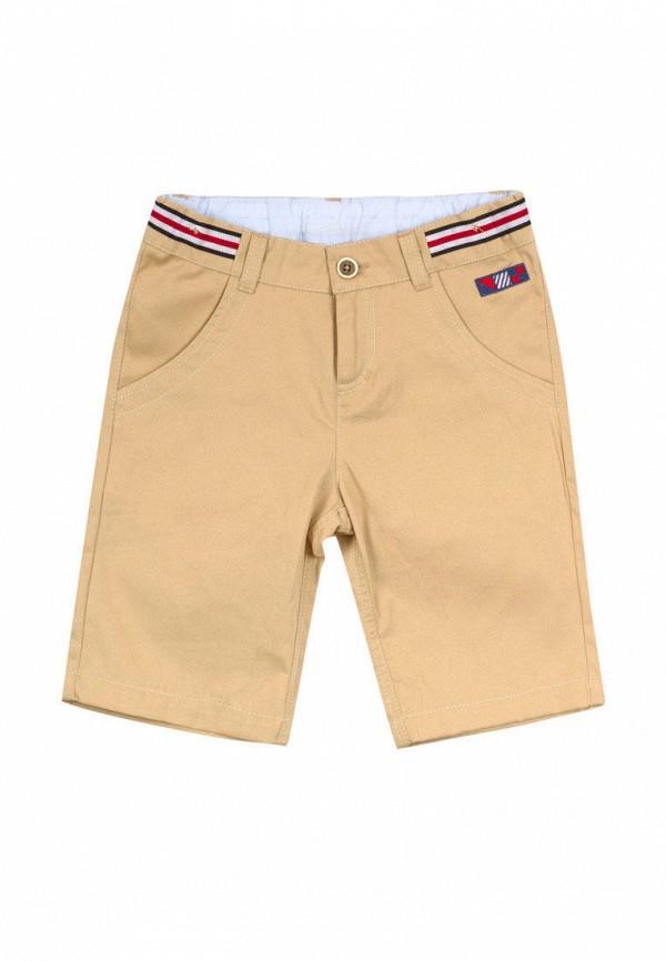 шорты бемби для мальчика, бежевые