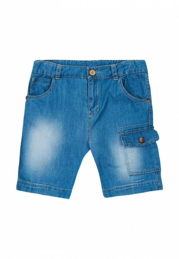 шорты бемби для мальчика, синие