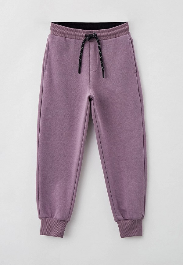 спортивные брюки sela для мальчика, фиолетовые