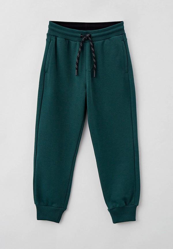 спортивные брюки sela для мальчика, зеленые