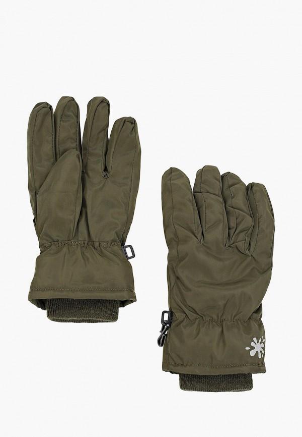 перчатки sela для мальчика, хаки