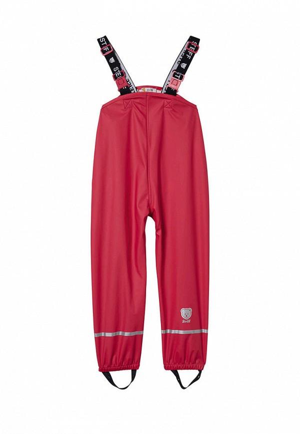 брюки steiff для мальчика, красные