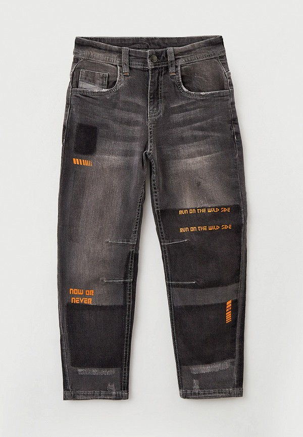 джинсы playtoday для мальчика, серые