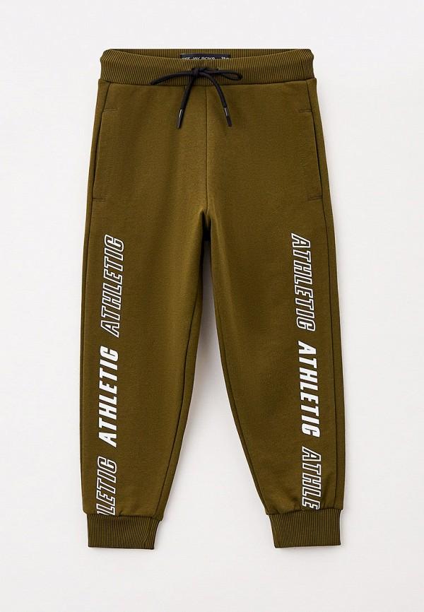 спортивные брюки gloria jeans для мальчика, хаки
