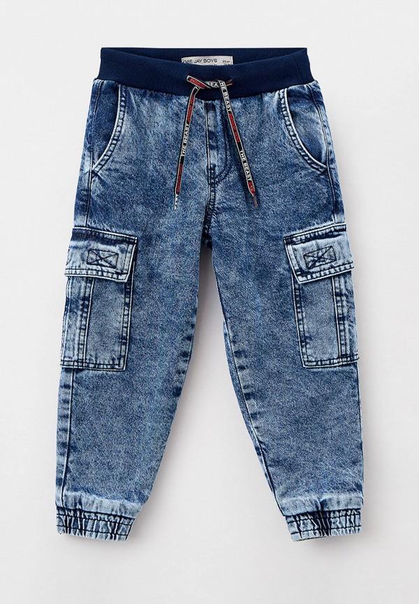 джинсы gloria jeans для мальчика, синие