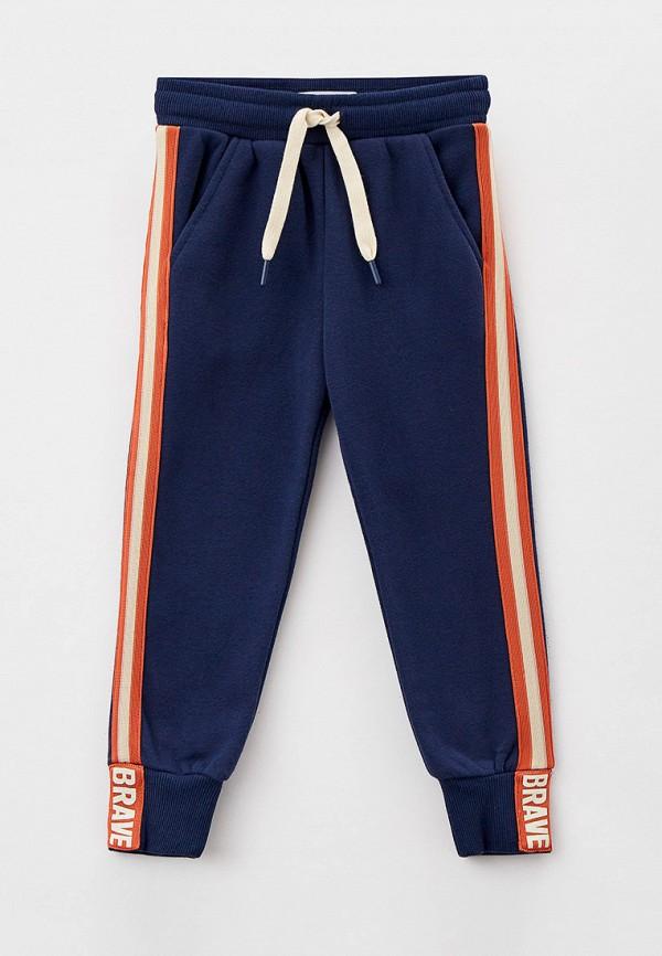 спортивные брюки gloria jeans для мальчика, синие