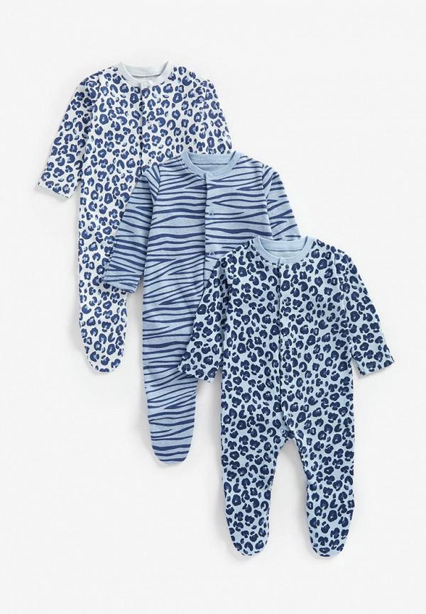 комбинезон mothercare для мальчика, синий