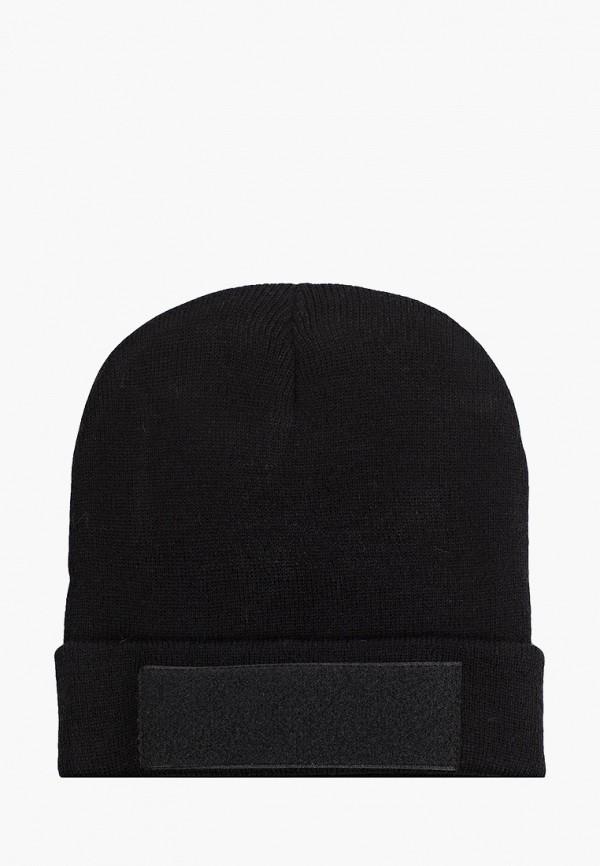 шапка acoola для мальчика, черная