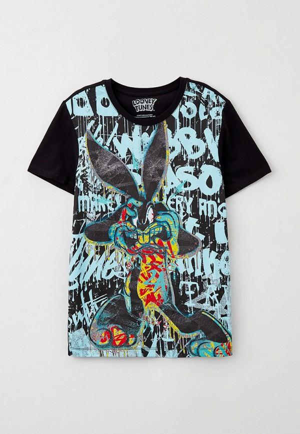 футболка с коротким рукавом crazy getup для мальчика, разноцветная