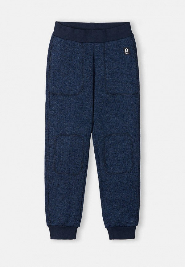 спортивные брюки reima для мальчика, синие