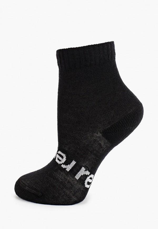 носки reima для мальчика, черные