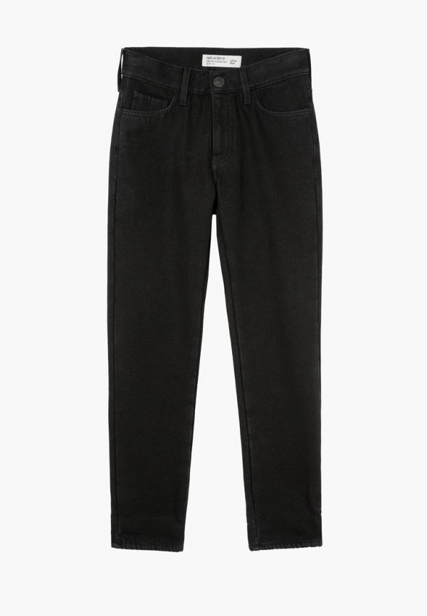 джинсы gloria jeans для мальчика, черные