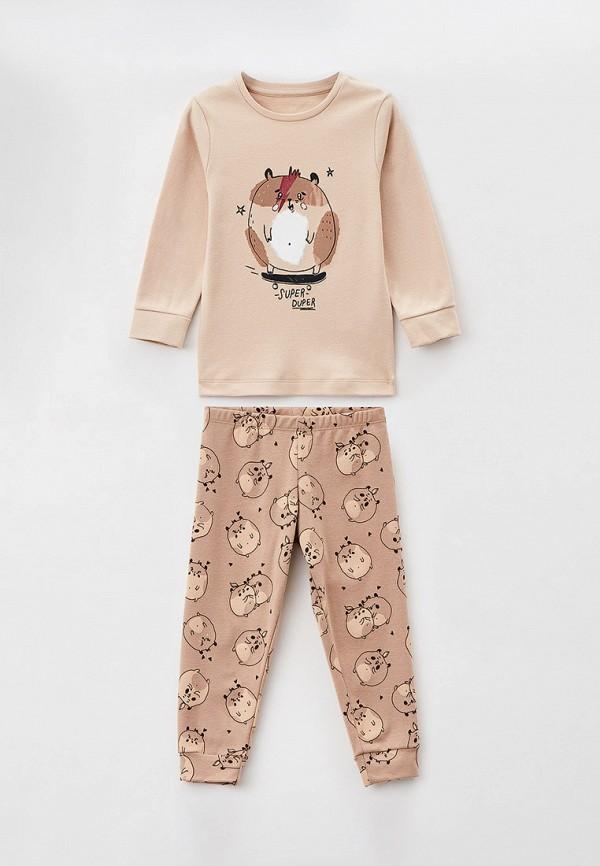 пижама mark formelle для мальчика, бежевая