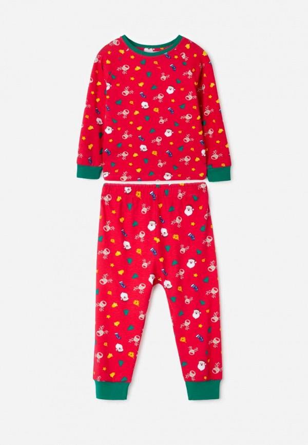 пижама gloria jeans для мальчика, красная