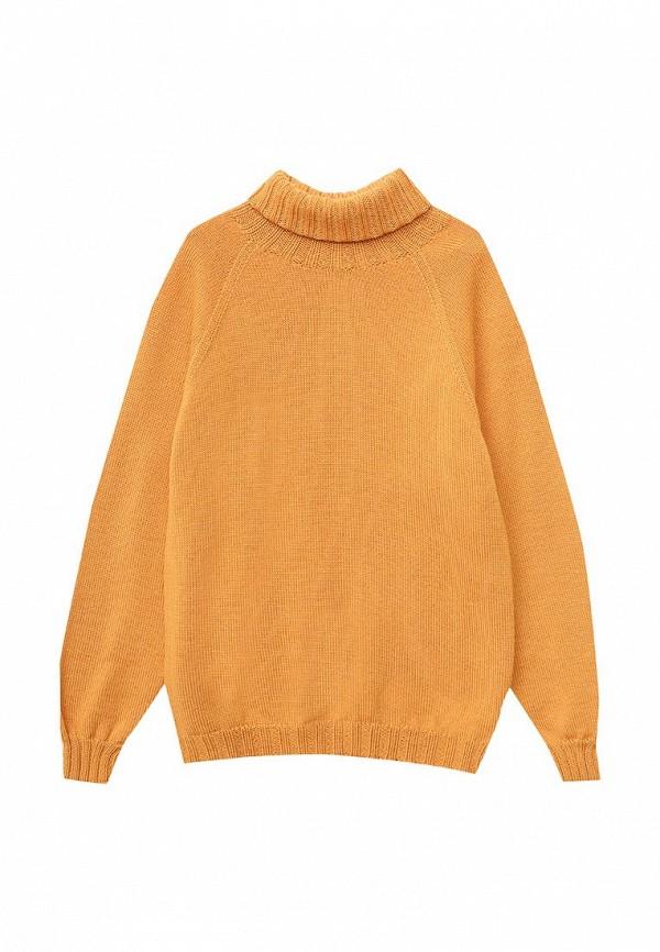 свитер r&i малыши, желтый