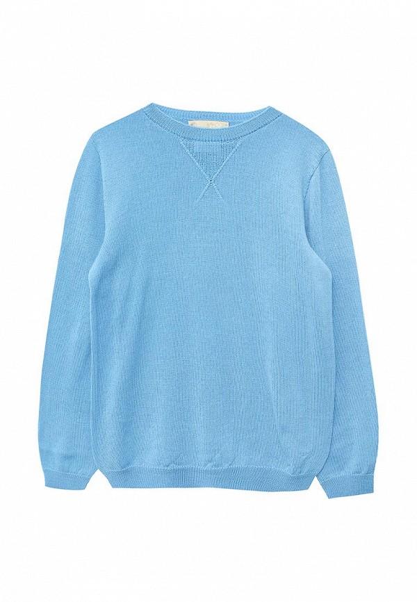 пуловер r&i малыши, голубой