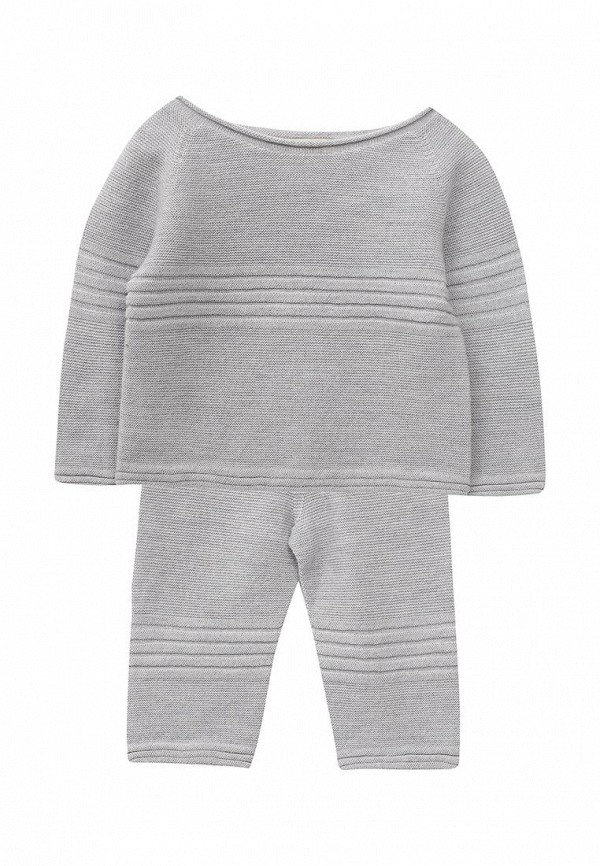 костюм r&i малыши, серый