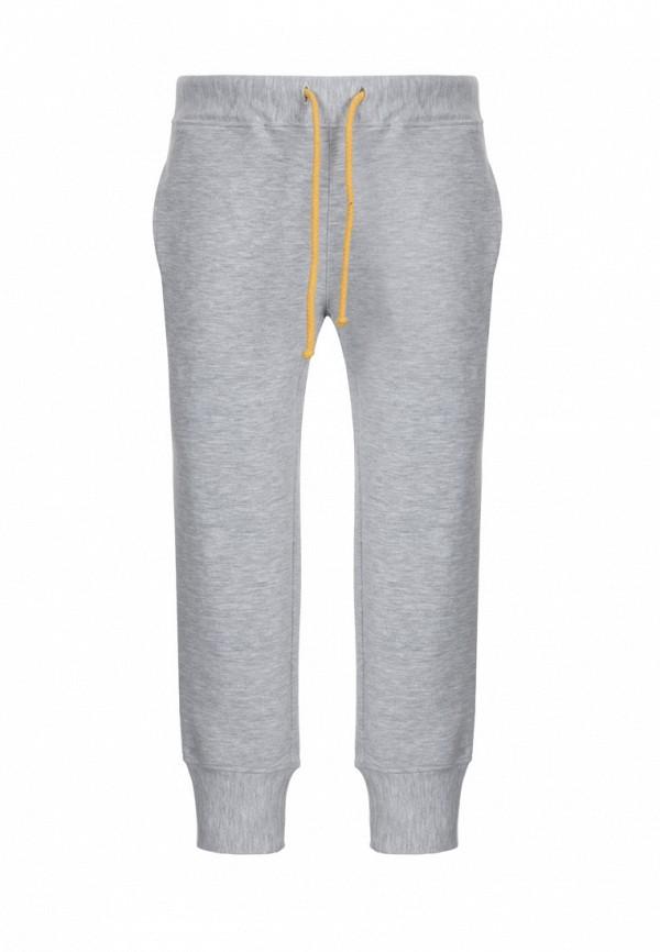 спортивные спортивные брюки lisa&leo малыши, серые