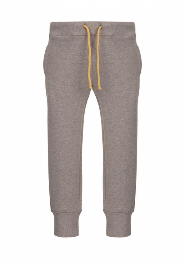 спортивные брюки lisa&leo малыши, коричневые