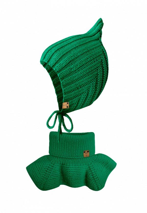 Комплект воротник и шапка Anmerino