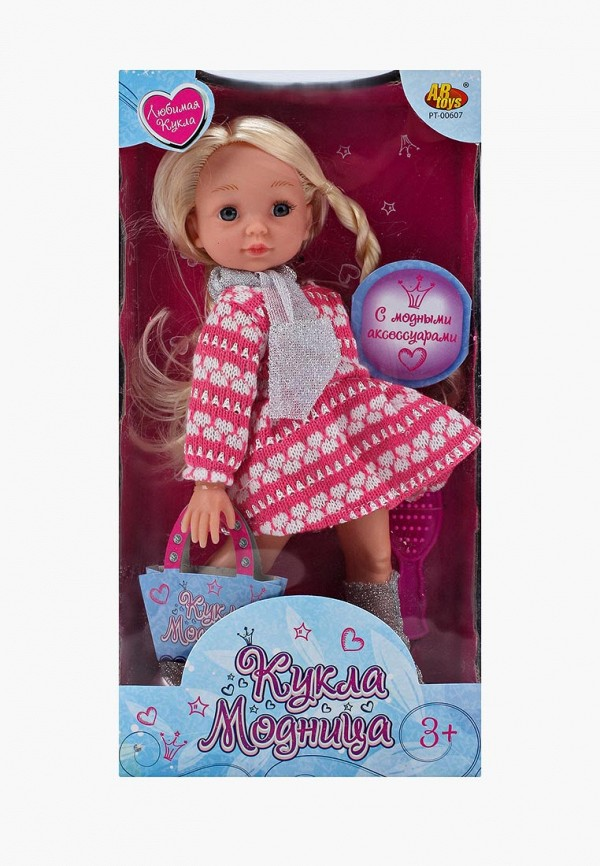 Кукла Abtoys Abtoys MP002XC001YC кукла yako m6579 6